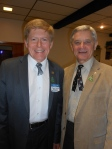 PID Bruce and ID Candidate Robert lose their ties but enjoy the fun!