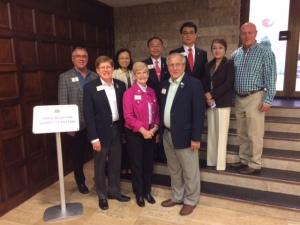 PR Committee Members, interpreters, and LCI Liaison