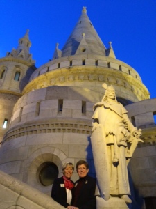 The history of Budapest lurks around every corner and stairway.